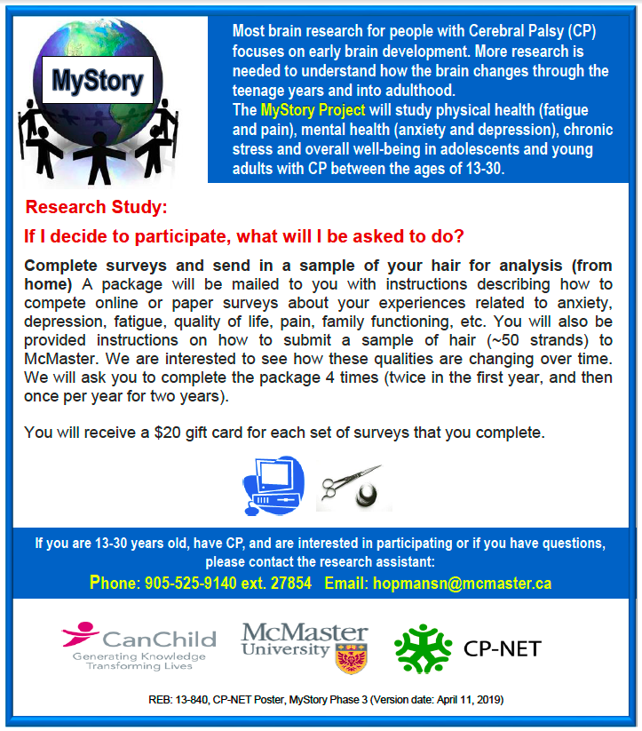 Mystory flyer preview